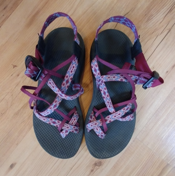 bc40298cafb6 Chaco Shoes - ❗Chacos ZX2 Cloud Remix womens sandals 9